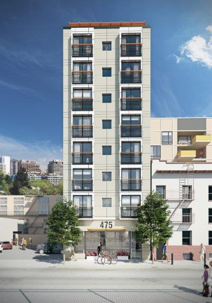 ON THE MARKET - 475 Minna Street