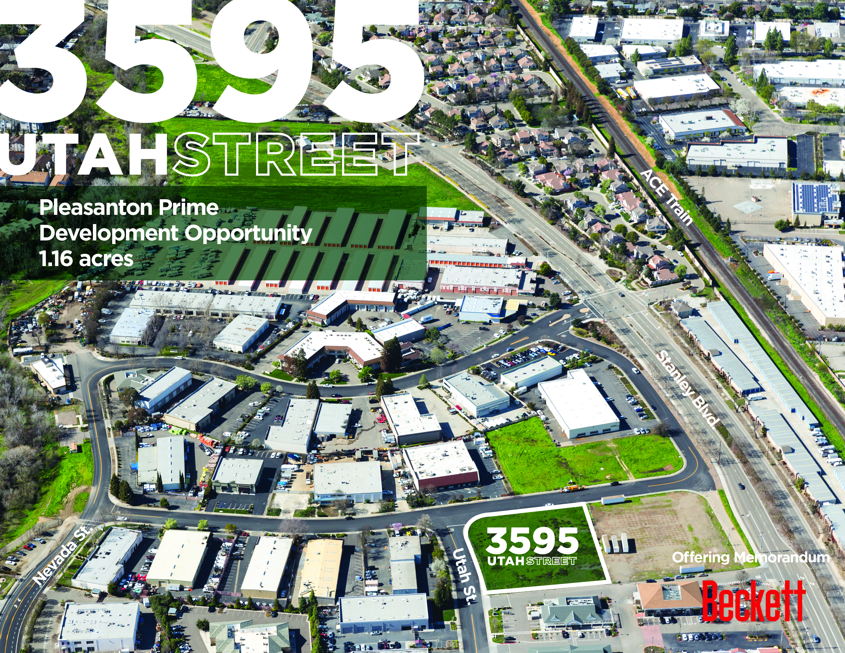 ON THE MARKET - 3595 Utah Street